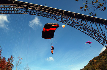 BASE Jumping - TIME