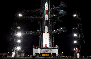 India Gains On China In Asia S Space Race Time