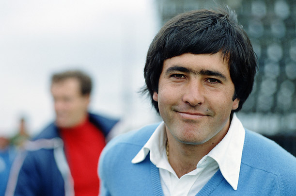 Ballesteros turned professional in March 1974 at the age of 16 and came 20th in his first tournament