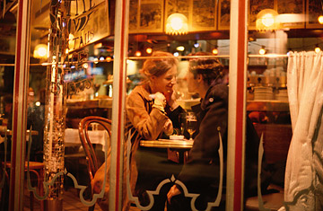 Image result for couples at a cafe