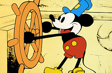 a brief history of mickey mouse time