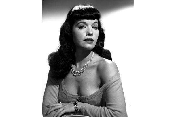 bettie page pics