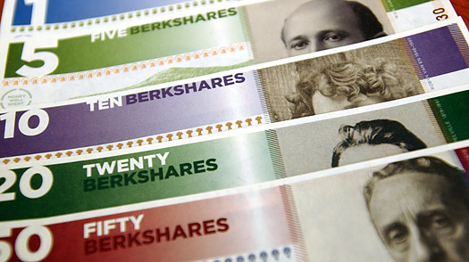 alternative currency berkshares