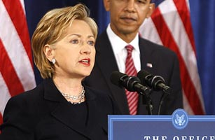 Secretary Of State: Hillary Clinton   Obamau0027s White House   TIME
