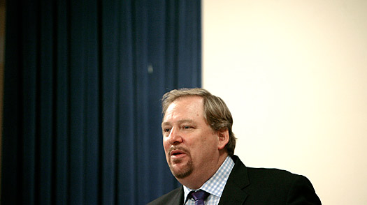 Pastor Rick Warren