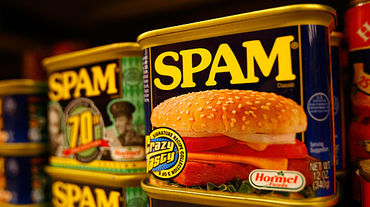 spam recipes fashion