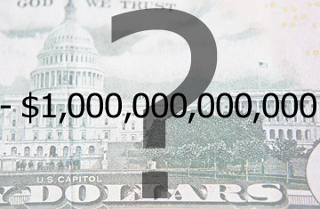 how to write one trillion in numbers