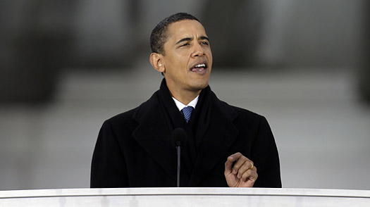 A New Hope: Obamas Inaugural Address