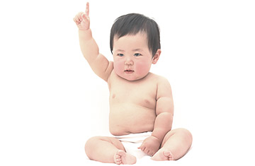 Image result for baby pointing