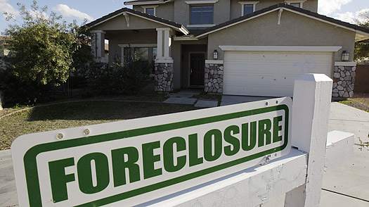 foreclosure housing