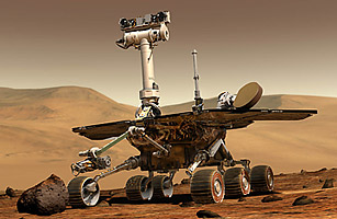 mars rover planetary pollution