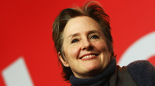 Food activist Alice Waters