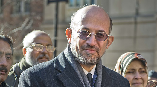 Former University of South Florida professor Sami al-Arian