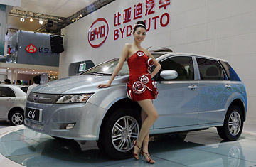 Is The Future Of Electric Cars In China Time