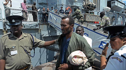 Ridding Somalia Of Pirates: Hard Choices For The West