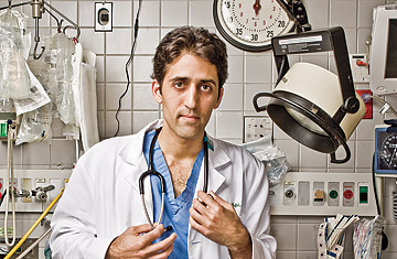 The Emergency-Room Doctor - How Americans Spend Now - TIME