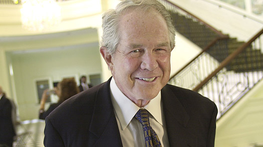 PAT ROBERTSON, Financial Adviser - TIME