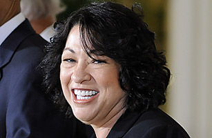 Sonia Sotomayor LOLz