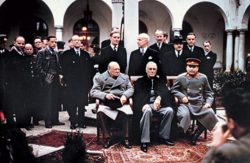 The Yalta Conference S Implications For The Future Time
