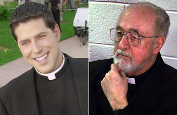 sex and the priestly  father cutie renews celibacy debate