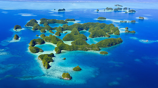 Brief history palau  rock islands guantanamo detainees chinese muslims Johnson Toribiong gitmo