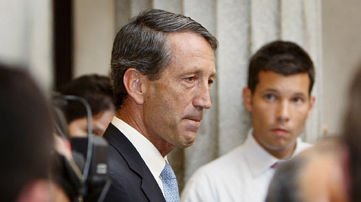 Gov. Mark Sanford admitted last week that he created a fiction about where he was.  He was actually in Argentina committing