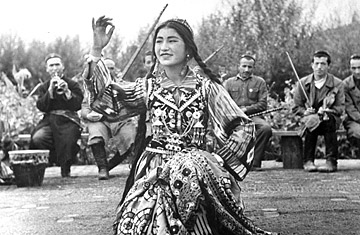 a brief history of the uighurs time