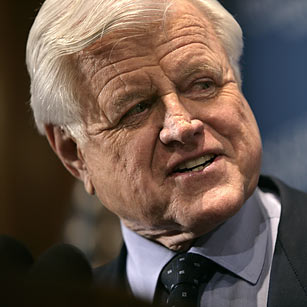 Senator Edward Kennedy, speaking on the U.S.'s involvement in Iraq at the National Press