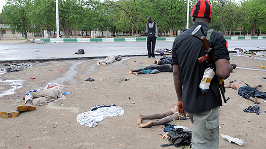 causes of religious crises in nigeria Religious conflicts in nigeria and their impacts on social life moon-eclipse crisis in borno nigeria, if a religious conflict starts anywhere.
