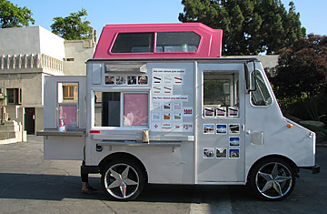 Coolhaus Food Truck