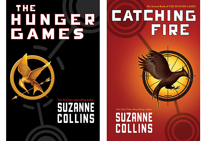 Catching Fire: Suzanne Collins' Hit Young-Adult Novels