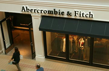 Abercrombie Workers Dress Code