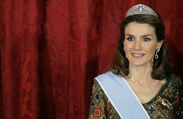Letizia of Spain: How to Look Like a Princess