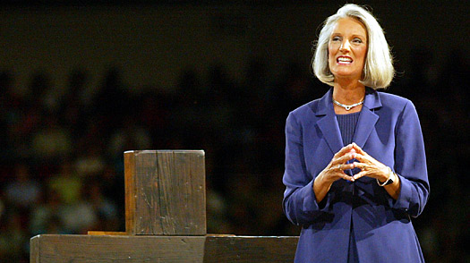 billy graham family. Anne Graham Lotz