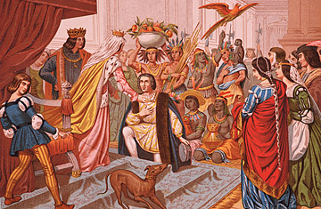 A Brief History of Columbus Day - TIME