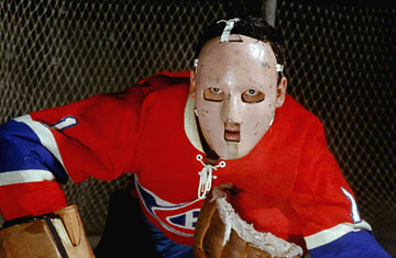 A Brief History Of The Hockey Mask Time