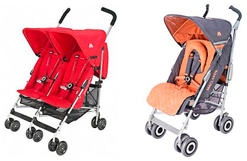 Stroller Recall: Maclaren Burns Fingers on Response - TIME