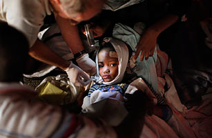 Haiti needs our help! Donate!!
