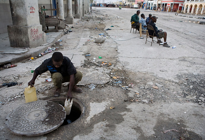 access to clean water in haiti The struggle for water in haiti, severe drought, need safe water supply,  love a  child has worked very hard to improve the access to clean.