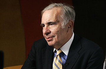 Carl Icahn - Icahn Takes A Large Step Back From Greenbrier After Company Rejects Second Bid