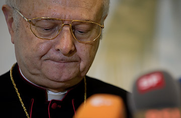Priests and sex abuse scandals