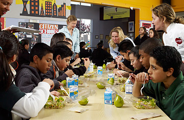middle school lunch table. Simple Table Throughout Middle School Lunch Table R