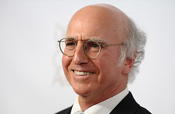 larry david as bernie sanders