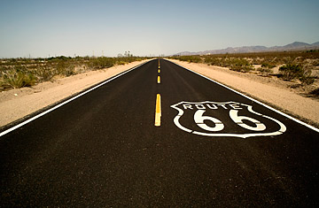 a brief history of america s mother road route 66 time