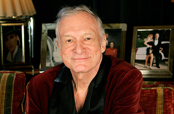 Hefner Playboy Activist And Rebel Review Airbrushed