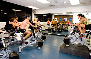 People Powered Gyms Providing Fitness And Electricity Time