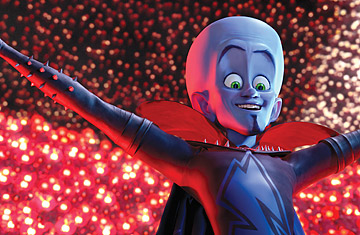 dreamworks 3d megamind thats incredibles time