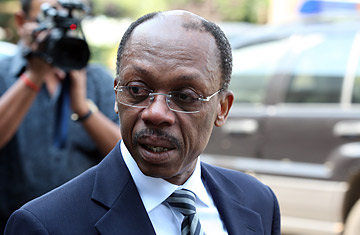Jean-Bertrand Aristide declared as a witness in Jean Dominique murder case
