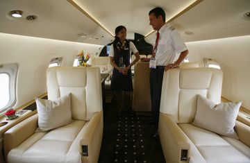 Delta Private Jets >> Air Travel: Heavy Snow Good Business for Private-Jet Firms - TIME