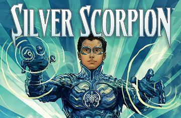 comics disabled muslim hero silver scorpion to save world